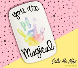 Glendale Rainbow Hand-print
