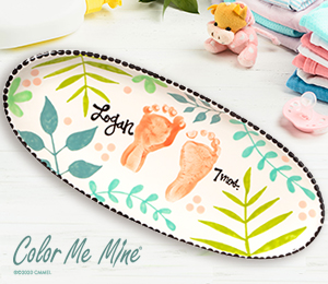 Glendale Tropical Baby Tray