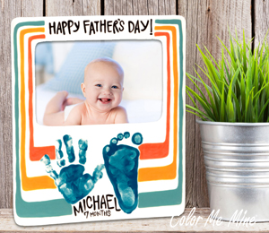 Glendale Father's Day Frame