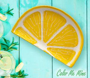 Glendale Lemon Wedge