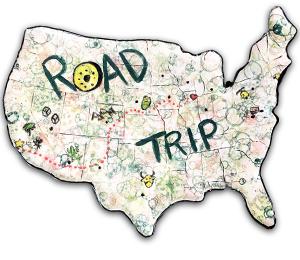 Glendale Family Road Trip!
