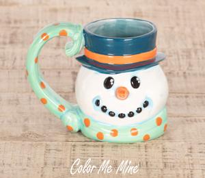 Glendale Snowman Mug