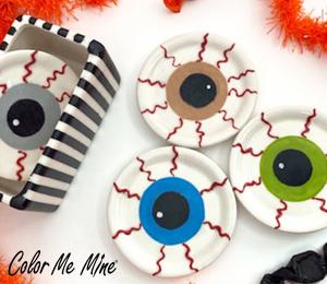 Glendale Eyeball Coasters